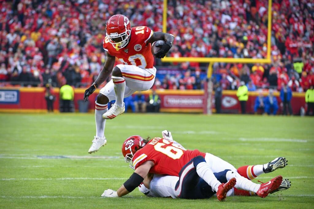 NFL Week 16: Falcons-Chiefs
