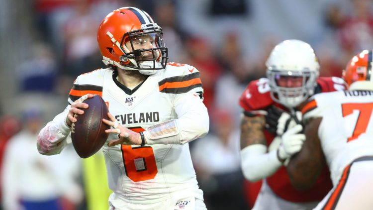 Could Baker Mayfield be an option to become Patriots quarterback?
