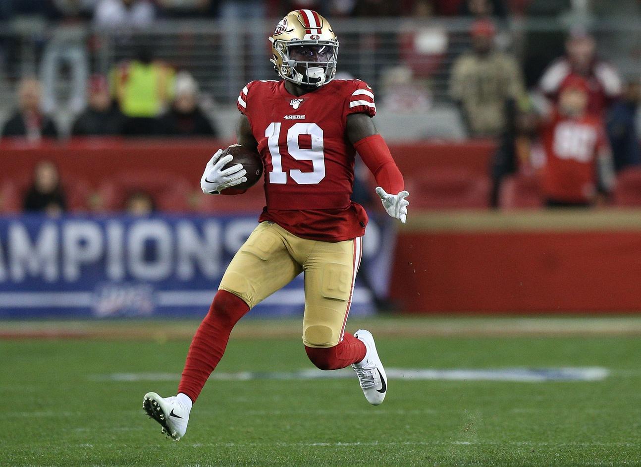 NFL injury report: 49ers rule Deebo Samuel out for Week 1