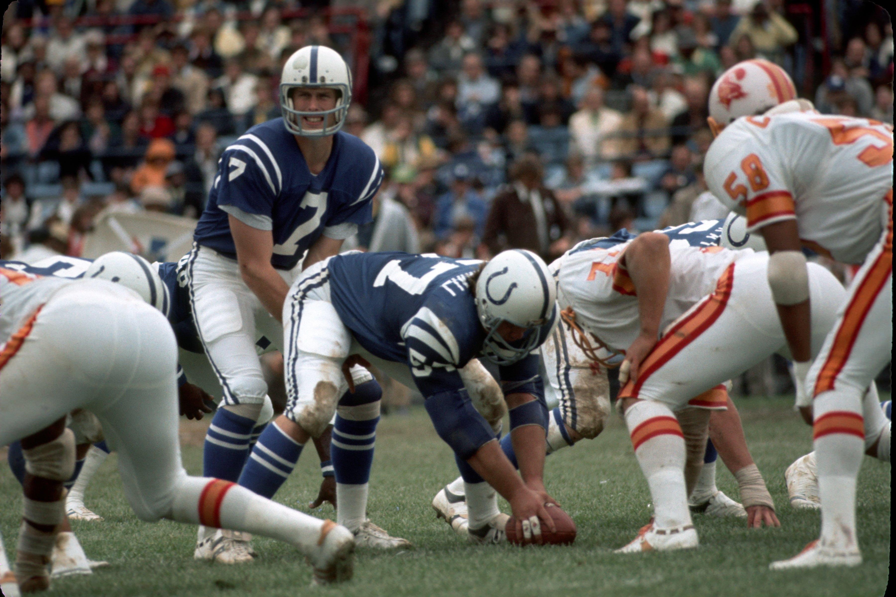 Baltimore Colts Bert Jones