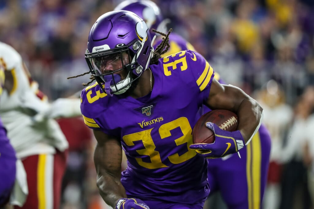 NFL Week 12: Dalvin Cook has his Vikings in playoff contention.