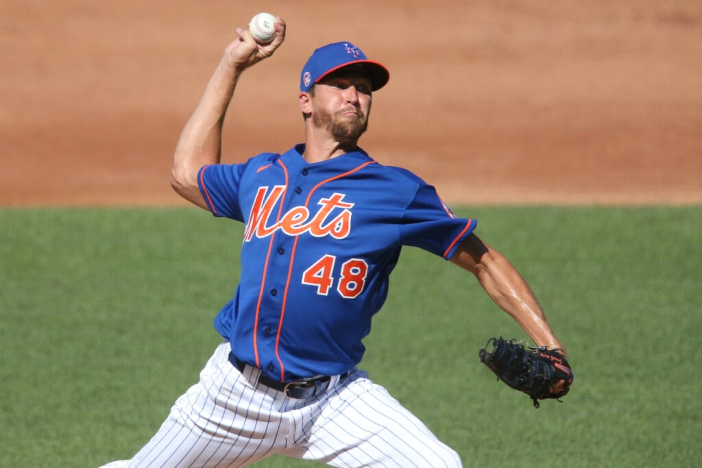 New York Mets SP Jacob deGrom