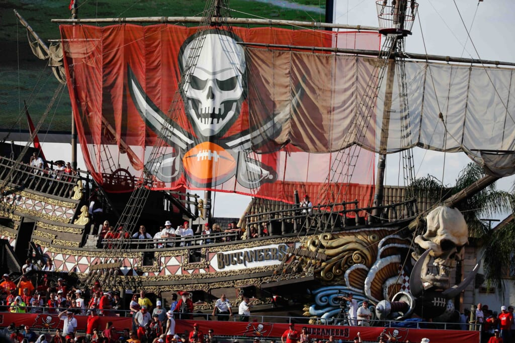 Rams and Buccaneers 2019 NFL game