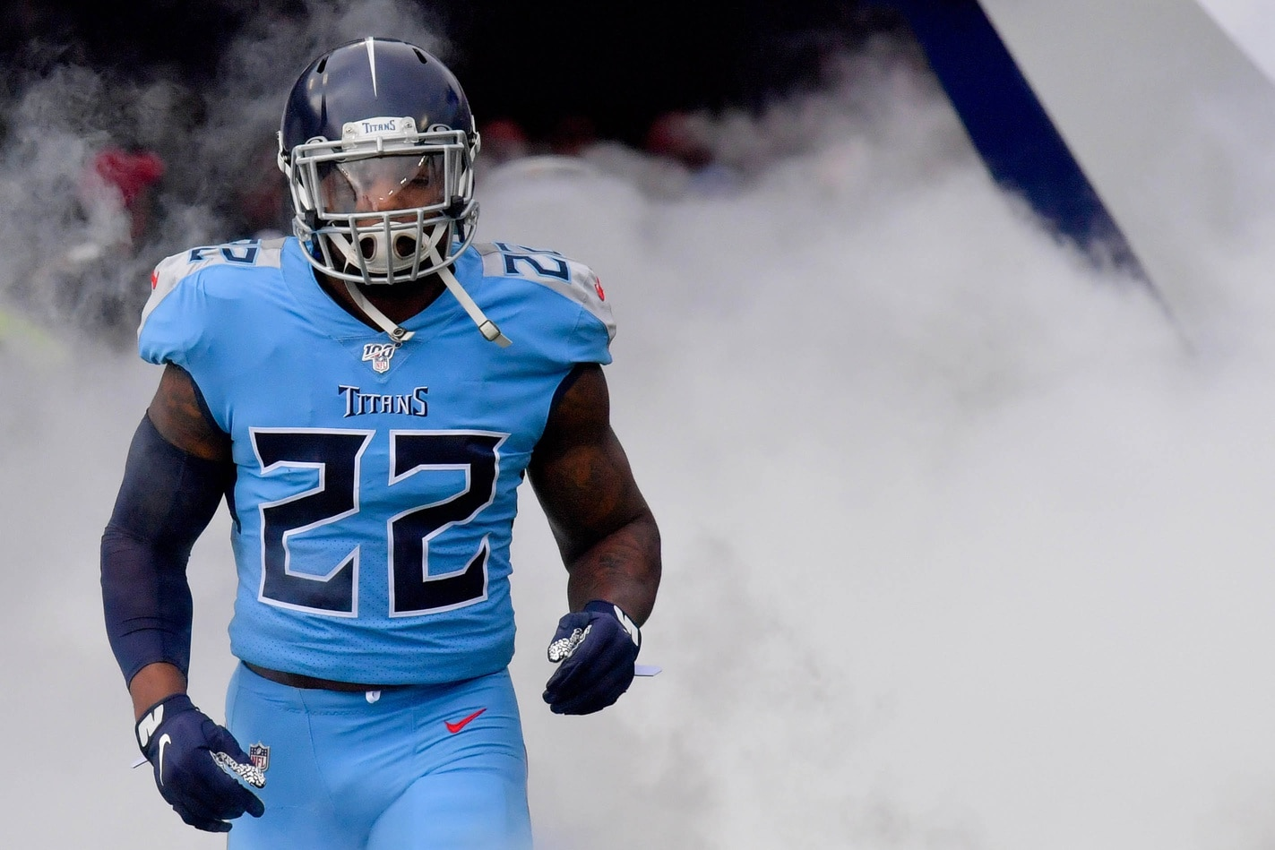 Report: Titans sign Derrick Henry to four-year, $50 million contract