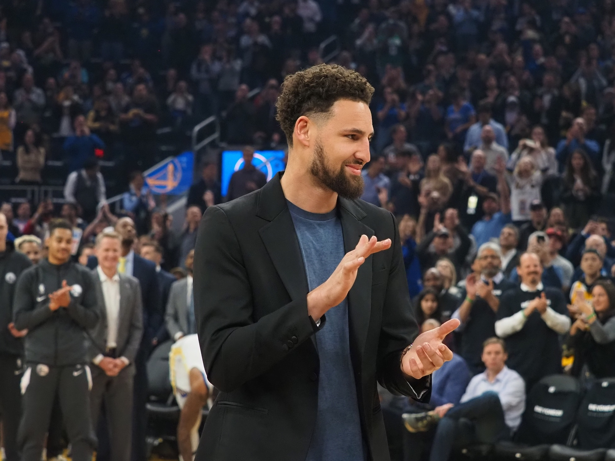 What to expect from Warriors star Klay Thompson when he returns