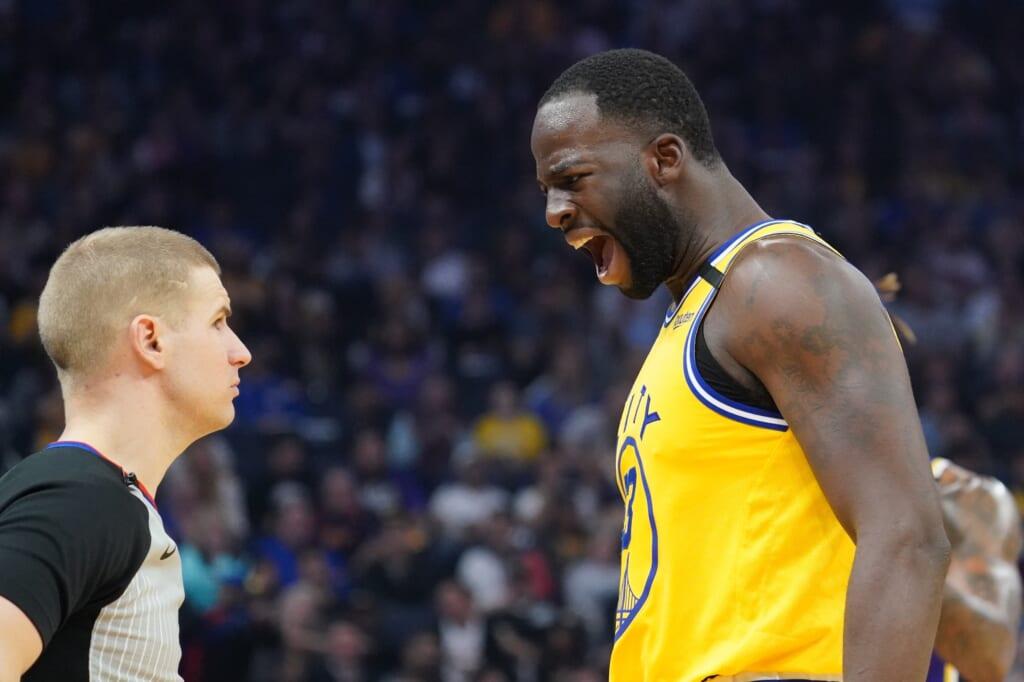 NBA defensive rankings: Draymond Green, Warriors