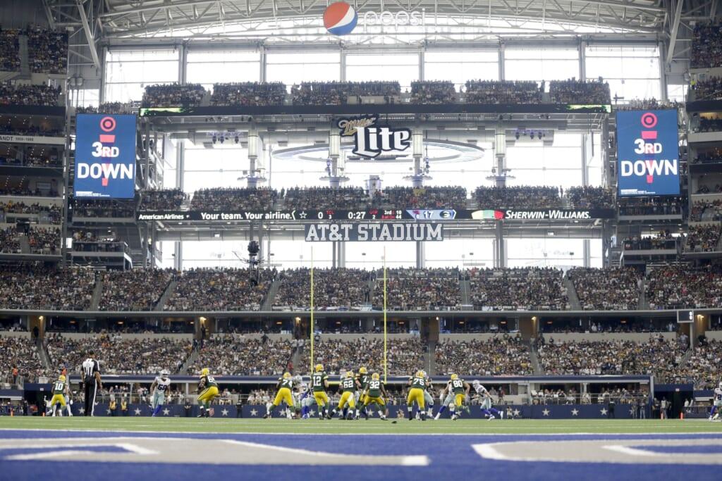 Ranking NFL stadiums: AT&T Stadium