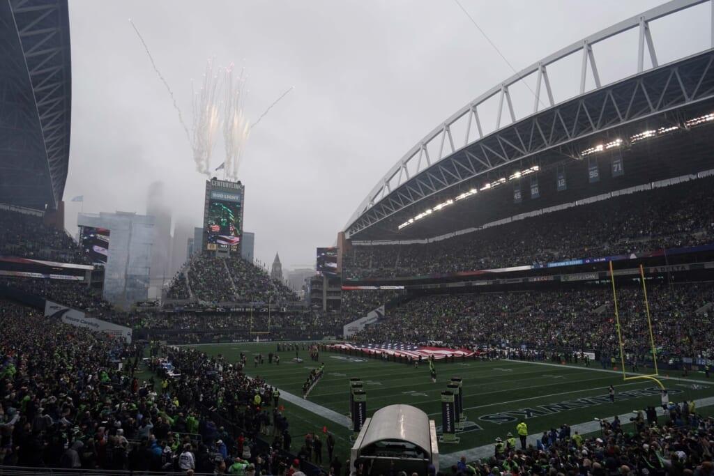 Ranking NFL stadiums: CenturyLink Field