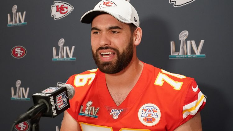 Chiefs right guard Laurent Duvernay-Tardif opted out of the 2020 NFL season