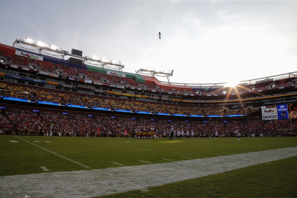 Ranking NFL Stadiums: FedEx Field