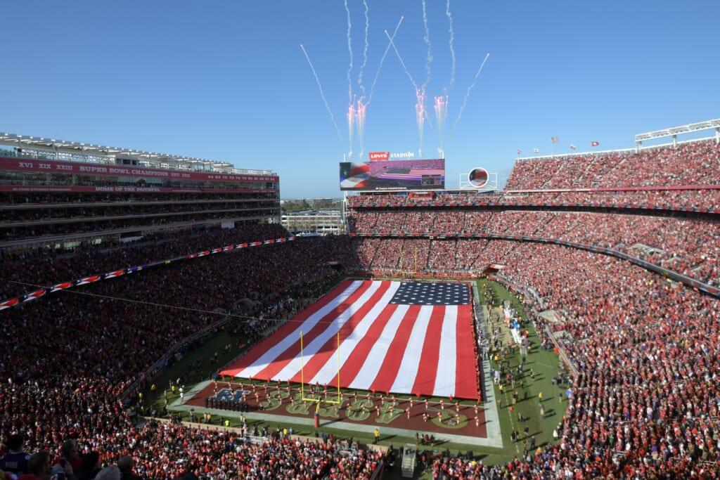 Ranking NFL stadiums: Levi's Stadium