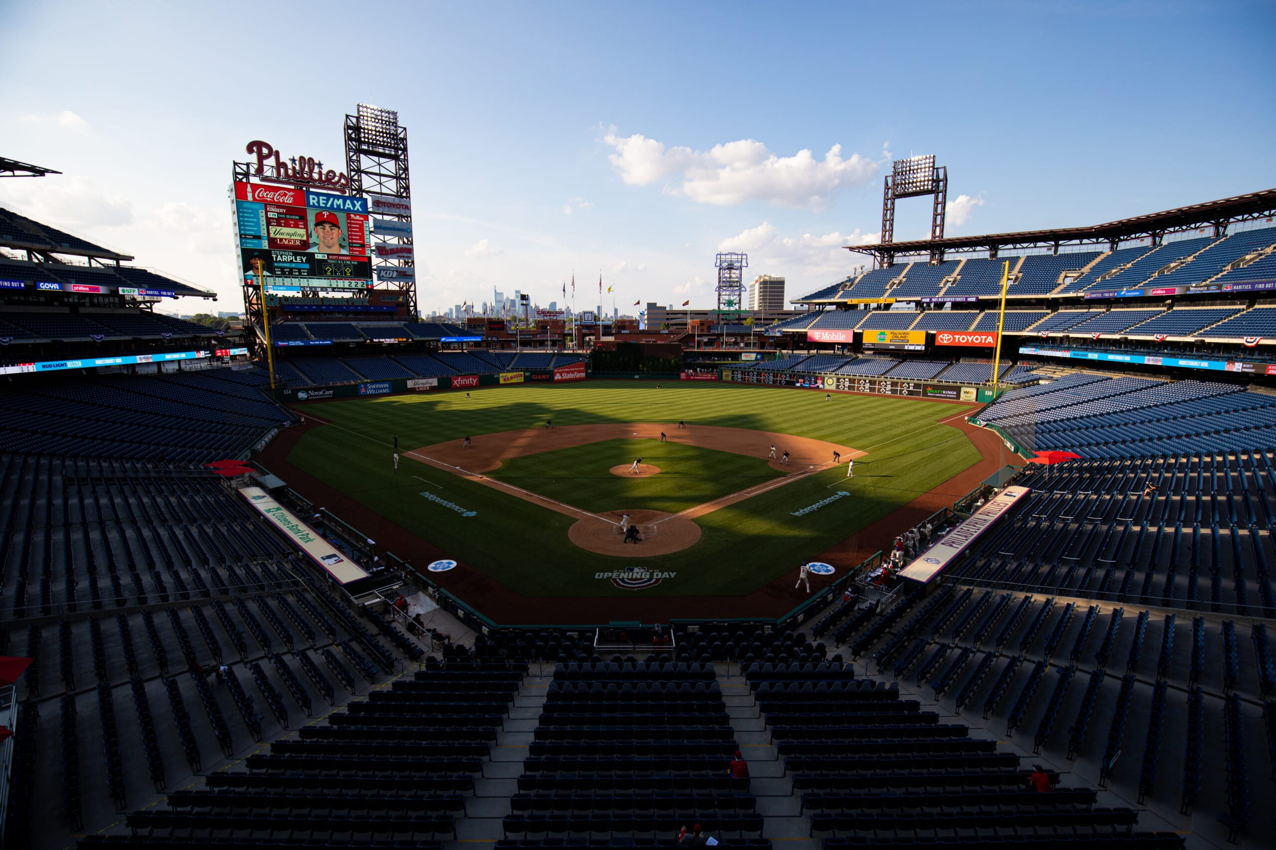 Yankees-Phillies postponed - MLB | NBC Sports