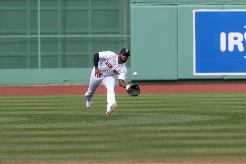 Red Sox Jackie Bradley Jr.