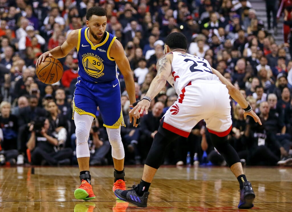 NBA contracts: Stephen Curry