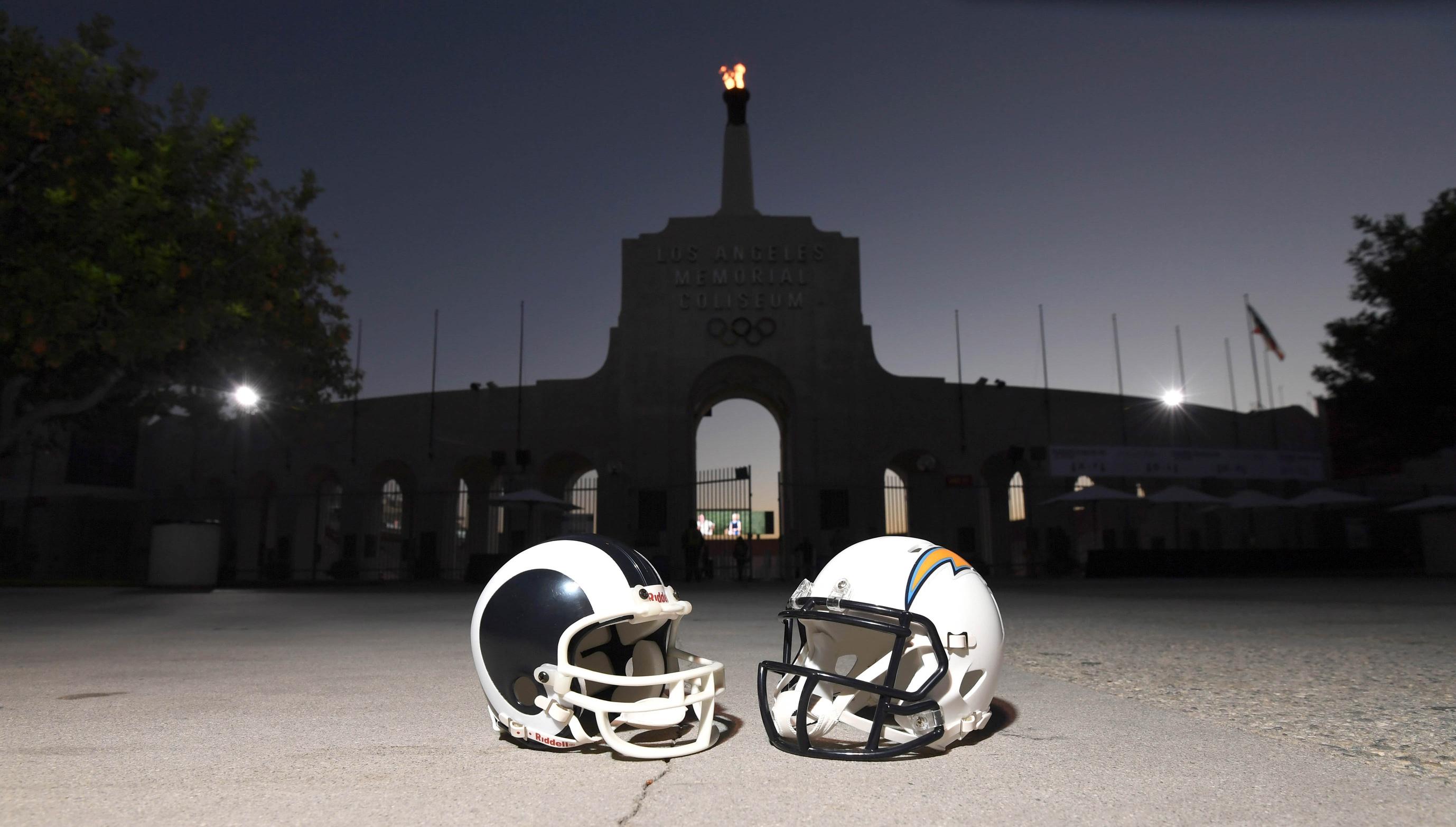 Los Angeles Rams news - обложка