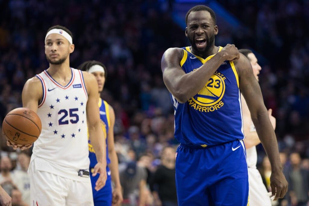 NBA rumors: Draymond Green trade?
