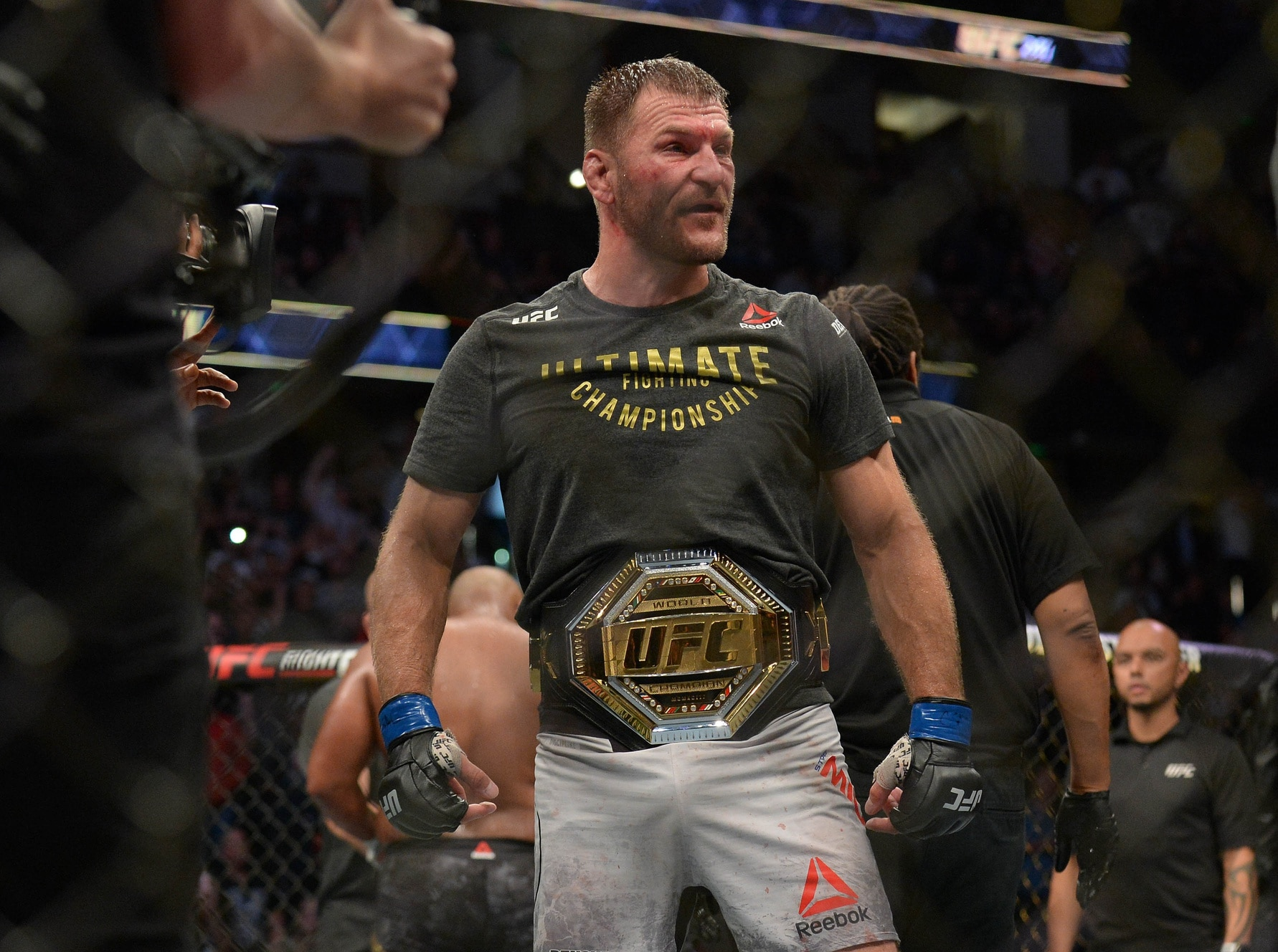 Winners And Losers From Ufc 252 In Las Vegas Saturday Night