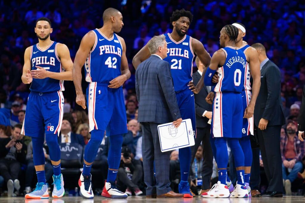 Philadelphia 76ers trade Al Horford