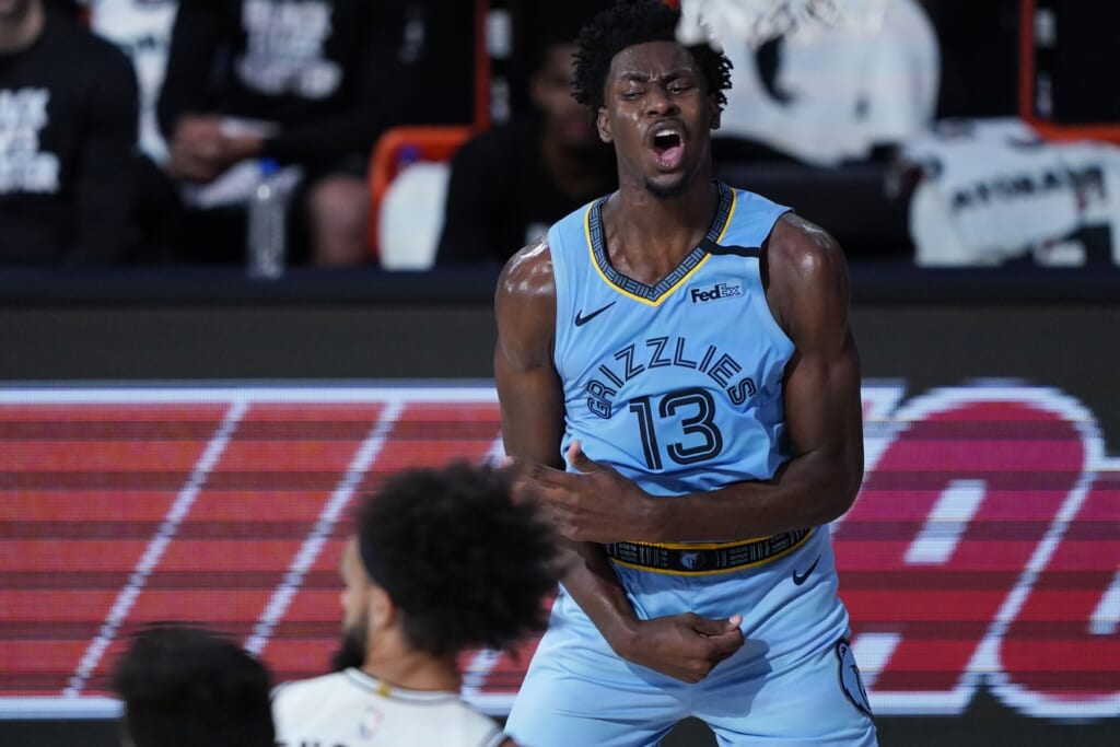 Ja Morant injury comes with Grizzlies star Jaren Jackson sidelined.