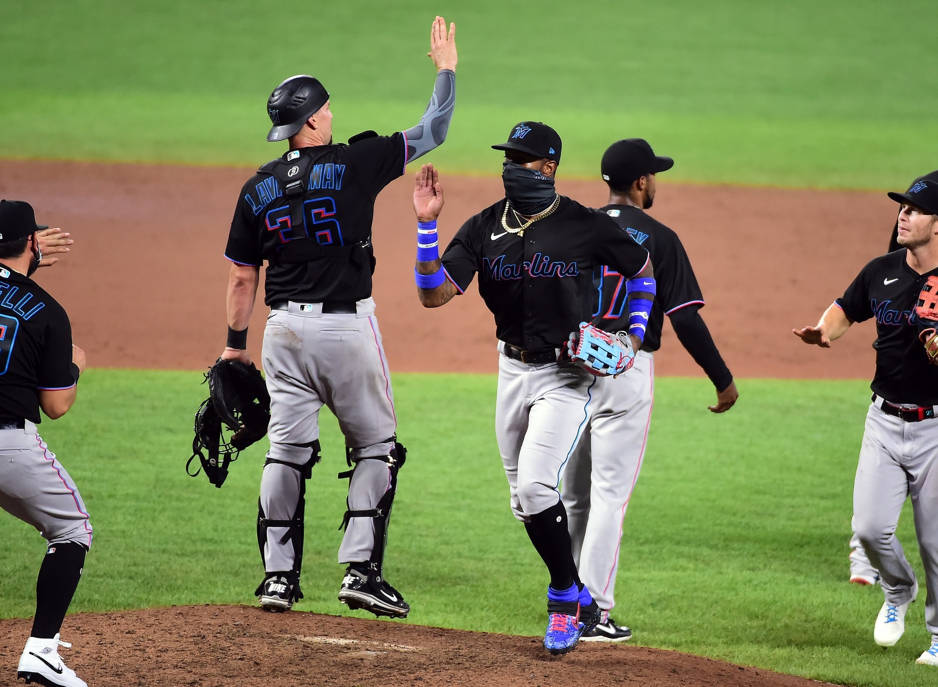 Miami Marlins are now off to their best start in franchise history