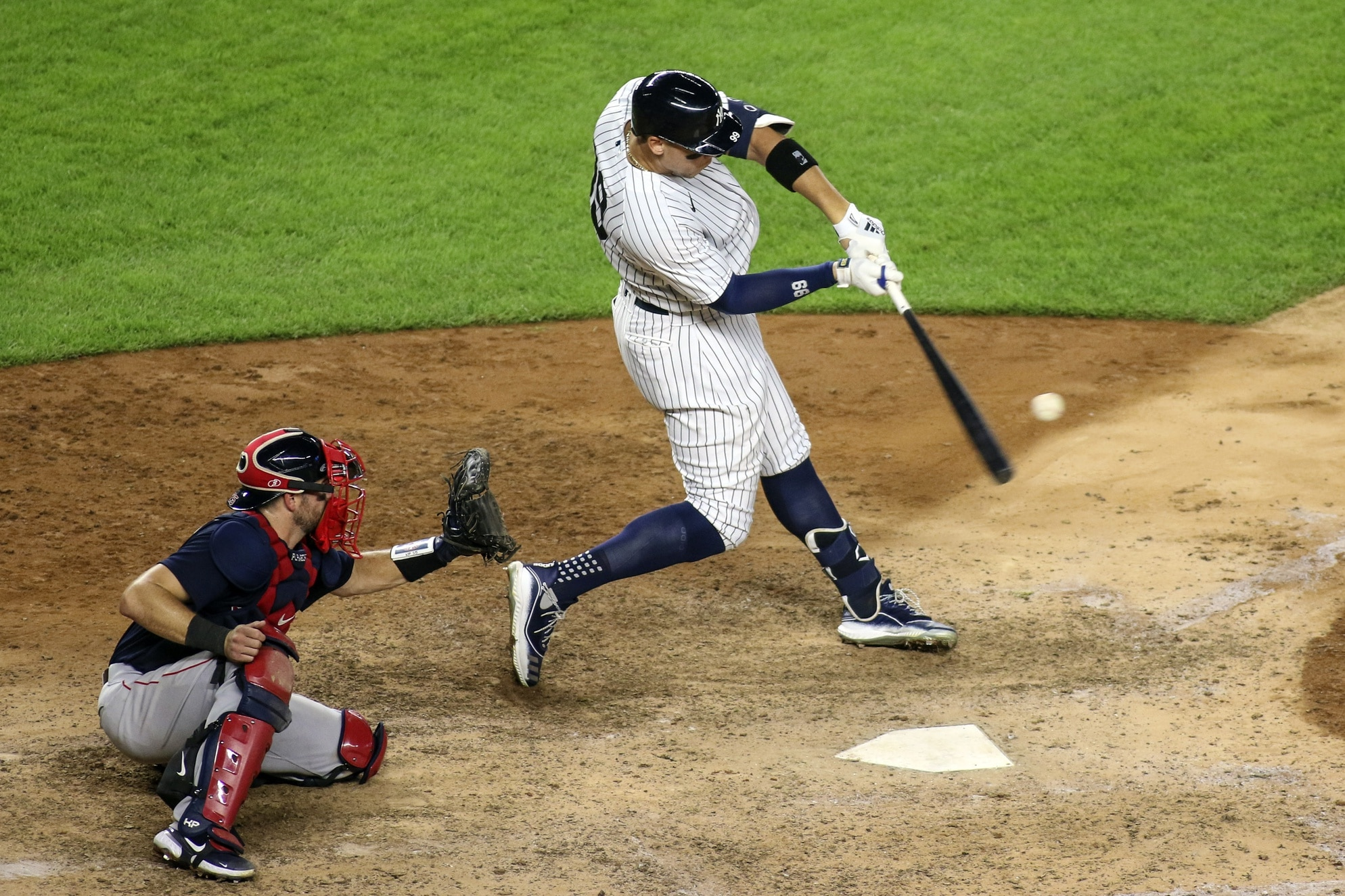 Yankees star Aaron Judge made MLB history with legendary power display to  open season