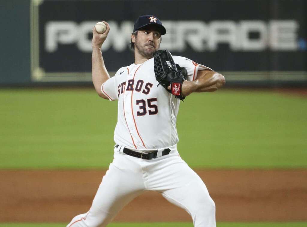 Astros' pitcher Justin Verlander to undergo Tommy John surgery