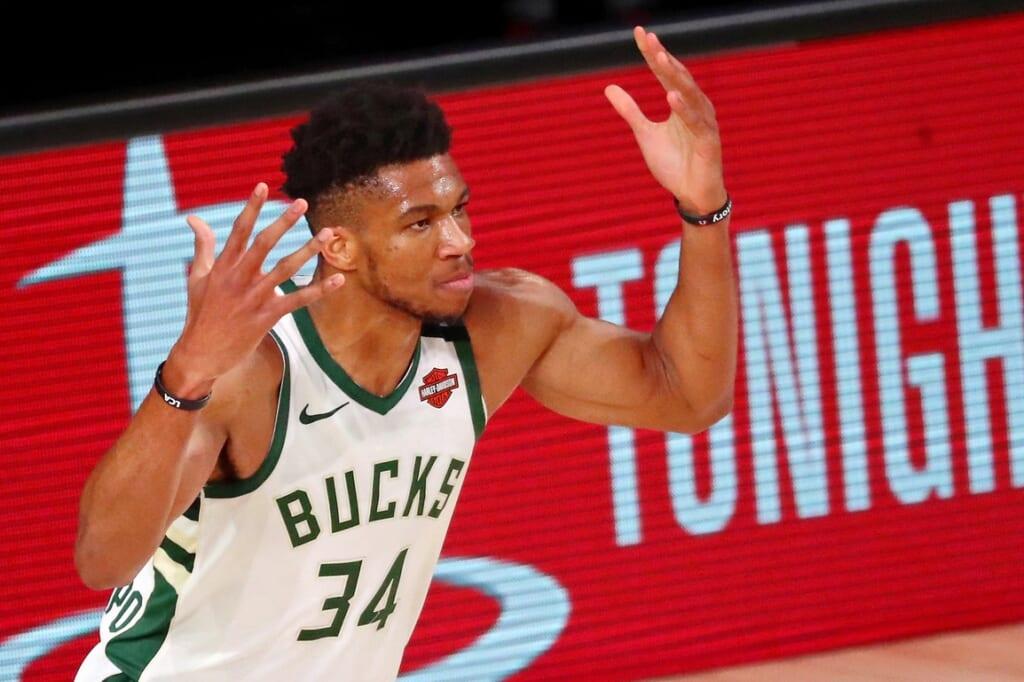 NBA power rankings: Milwaukee Bucks