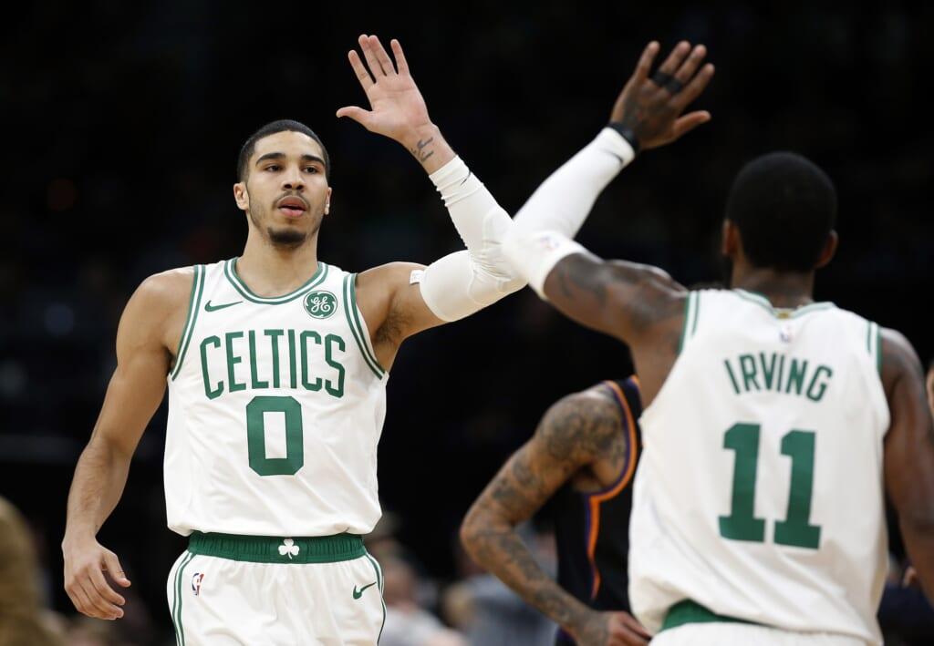NBA power rankings: Boston Celtics
