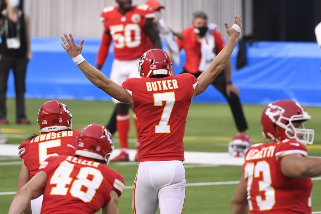 NFL Week 2: Winners, losers from Chiefs' wild overtime victory over Chargers