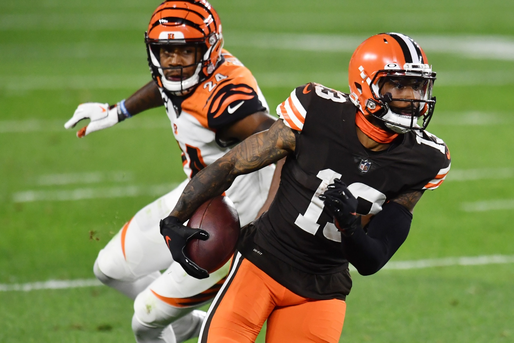 Nfl Ratings Bengals Browns Thursday Night Football Week 2 Ratings Offers Uncertainty For Nfl