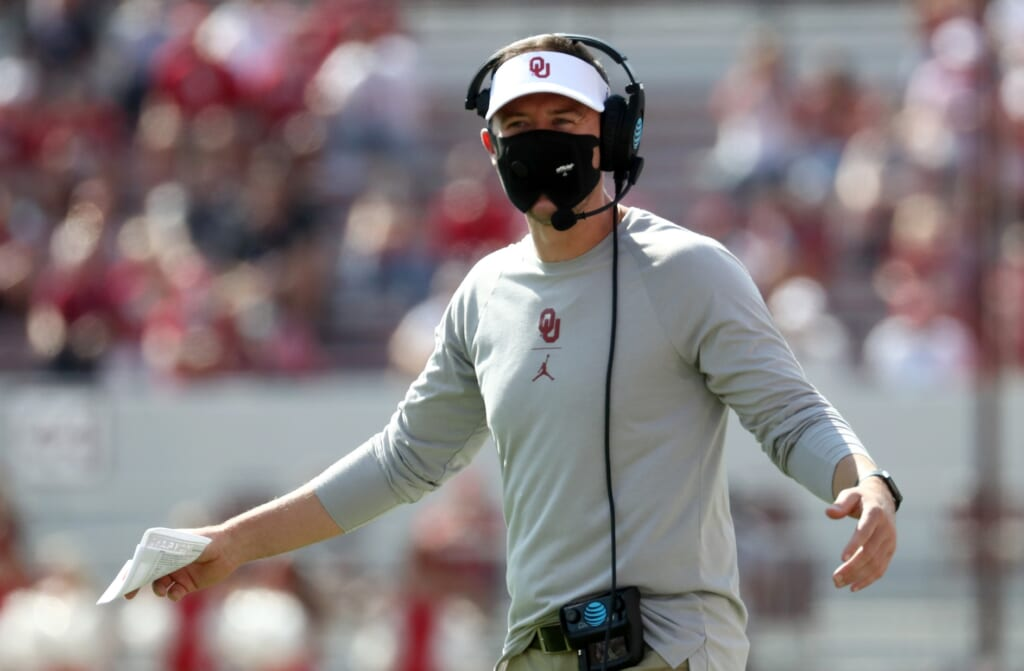 Lincoln Riley makes sense as a replacement for Bill Belichick
