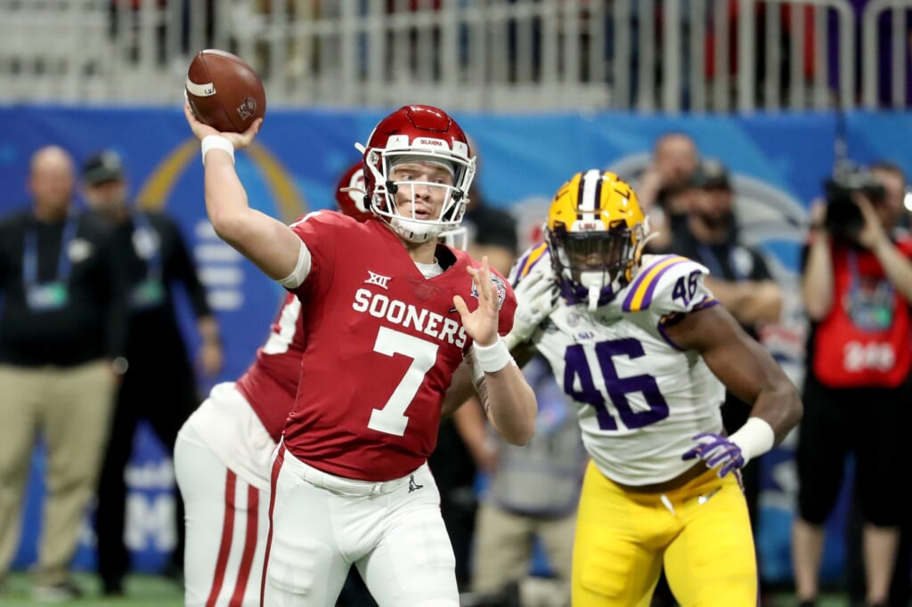 2022 NFL mock draft: Spencer Rattler