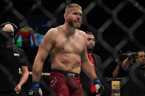 Jan Blachowicz UFC Fight Night