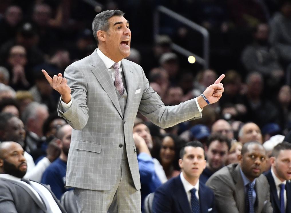 Boston Celtics hire Jay Wright