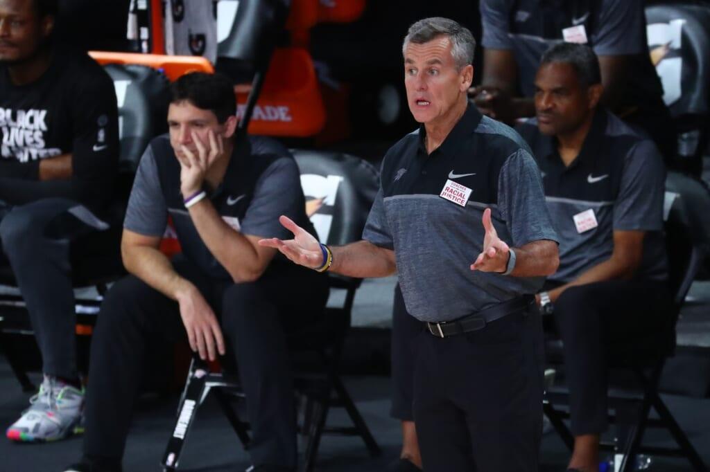 NBA news: Bulls hit a home run with the hire of Bill Donovan as head coach