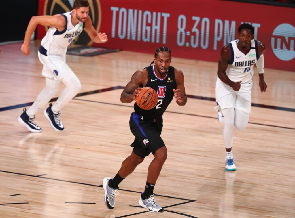 NBA contracts: Kawhi Leonard