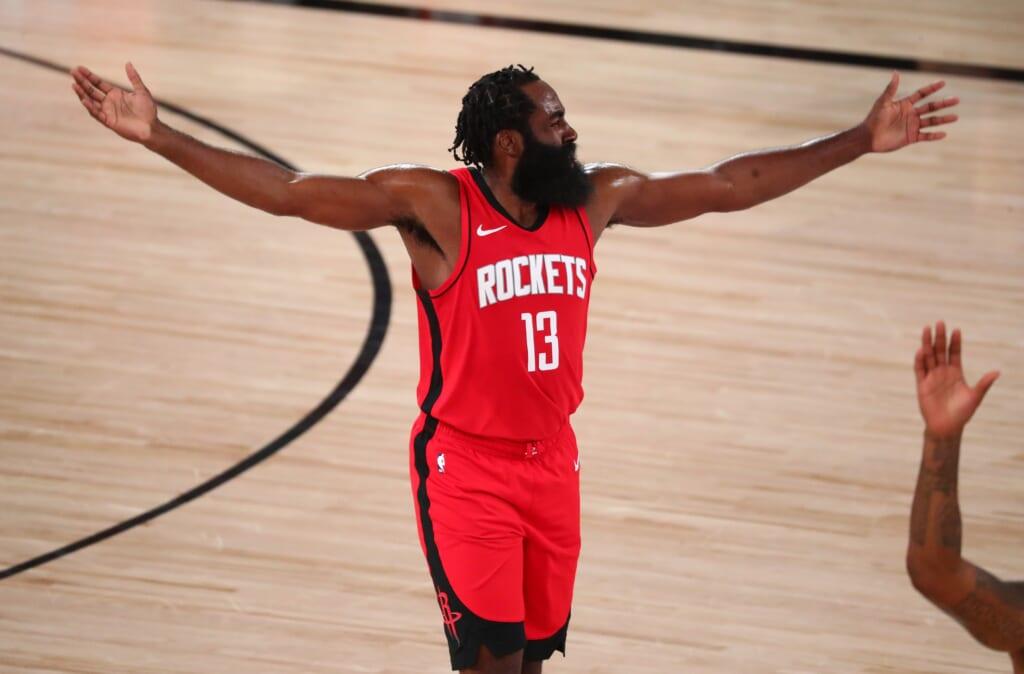 Rockets news: James Harden trade