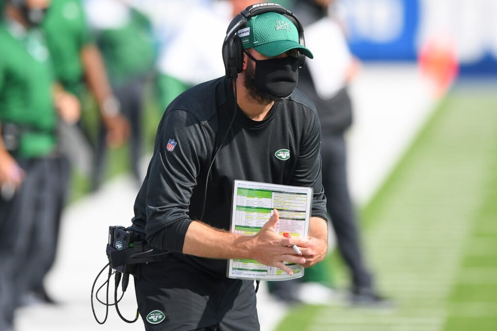 Adam Gase absolutely blasts Jets after blowout loss to the 49ers