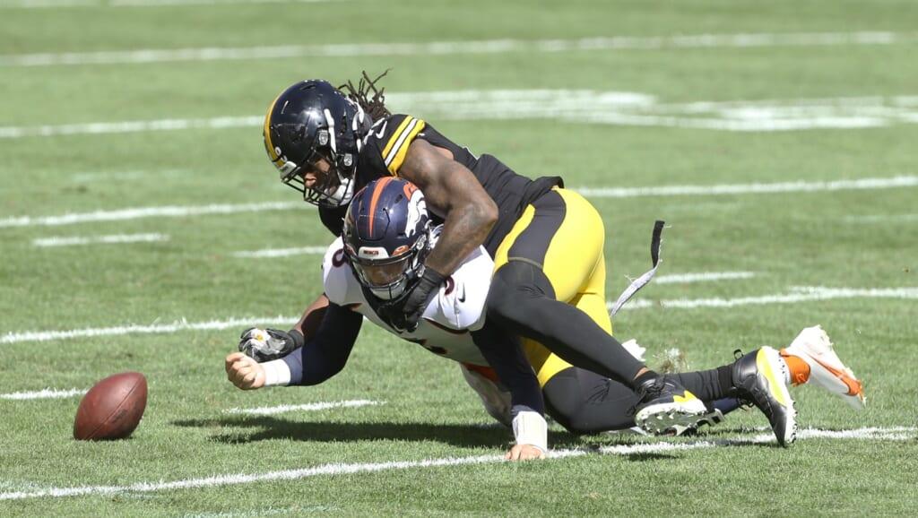 Steelers news: Bud Dupree torn ACL