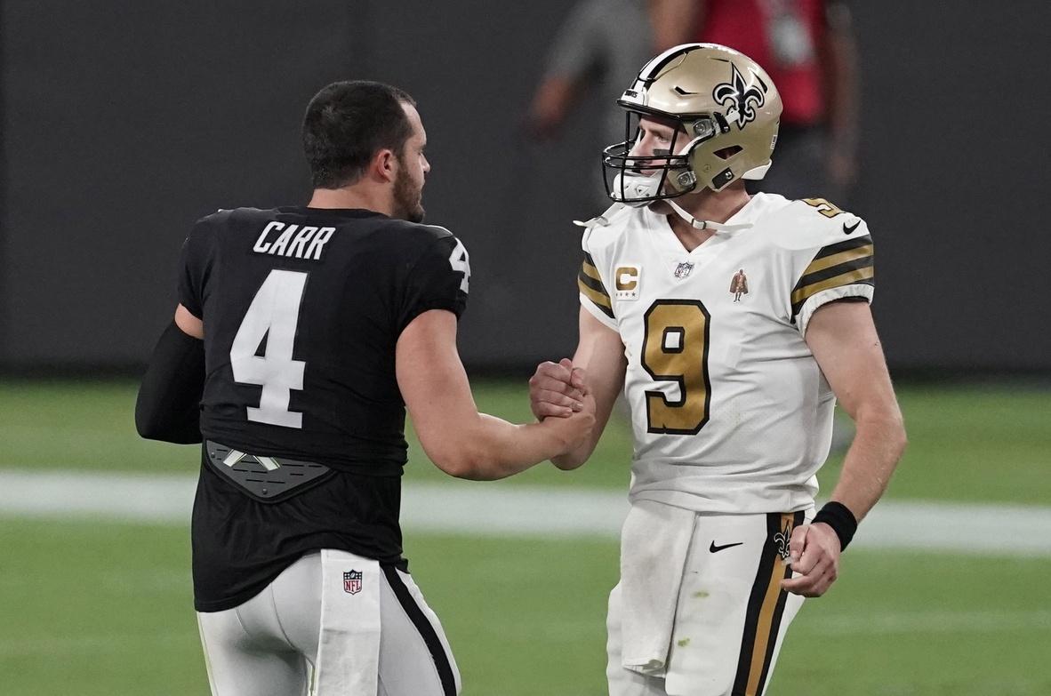 NFL Power Rankings: Saints tumble big time heading into Week 3