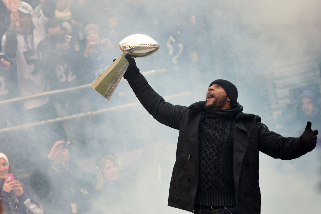 Baltimore Ravens Victory Parade