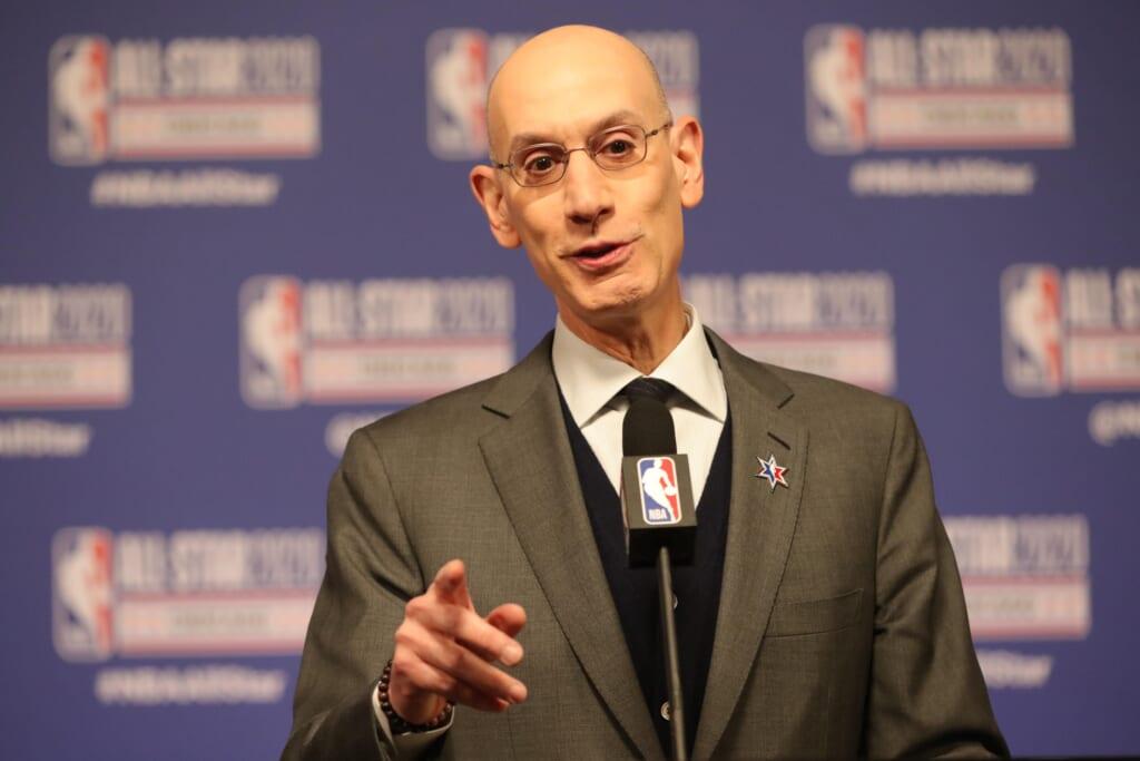 NBA rumors: commissioner Adam Silver