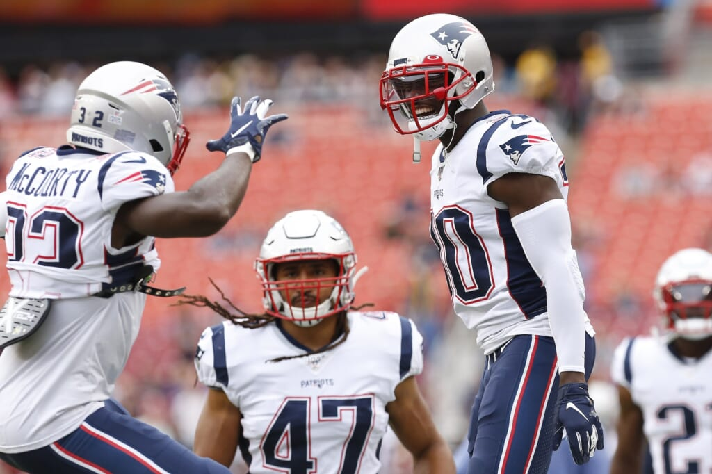 NFL defense rankings: New England Patriots