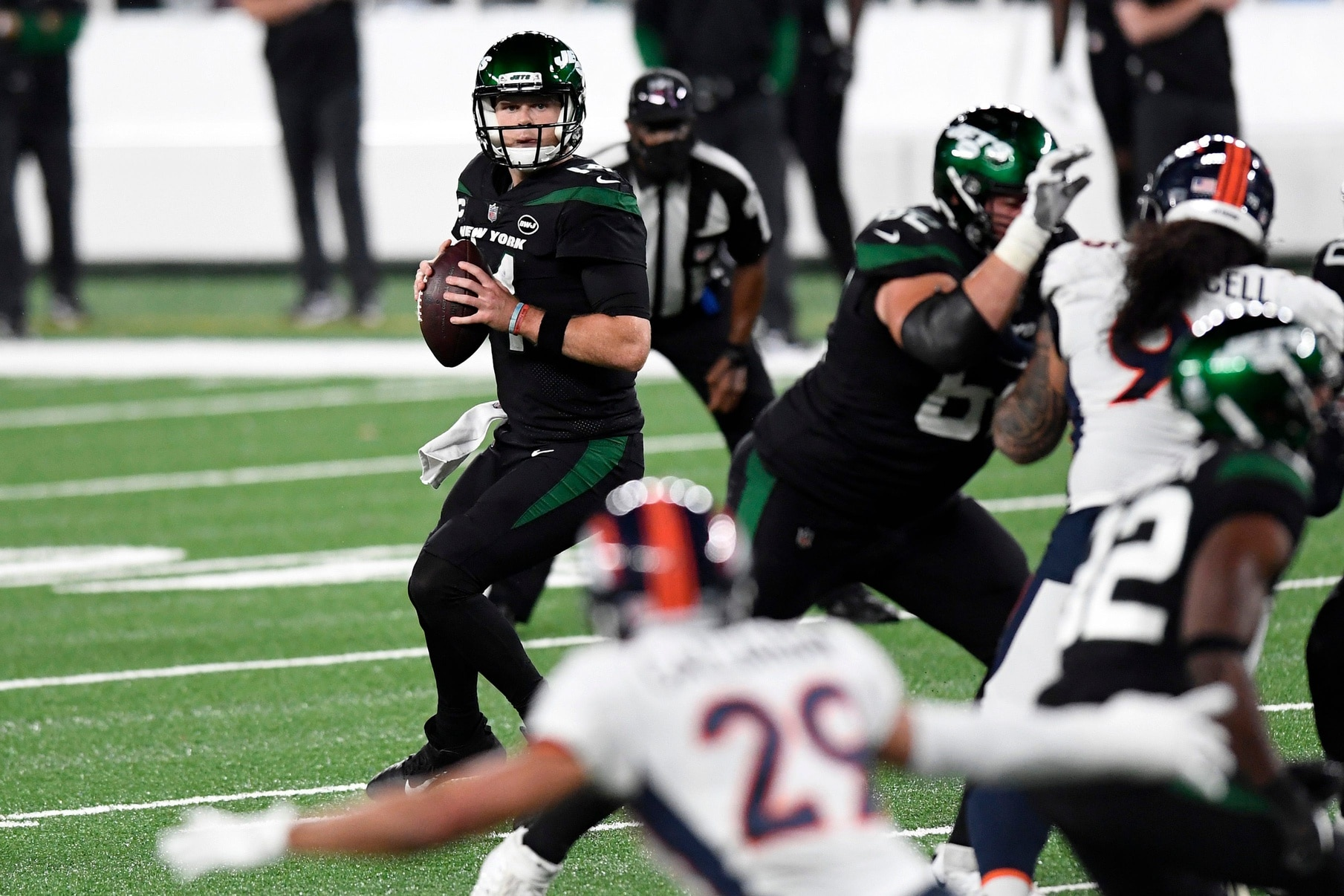 Nfl Ratings Broncos Jets Thursday Night Football Draws Steady Numbers In Week 4
