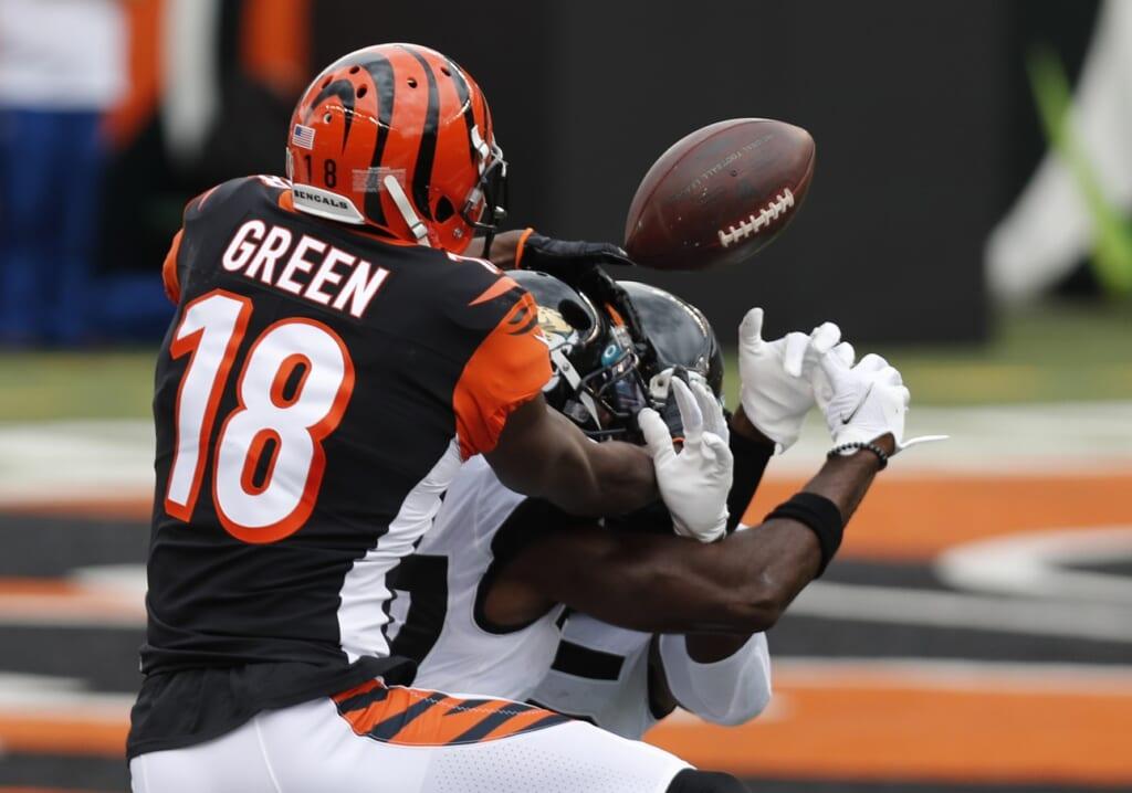 Cincinnati Bengals WR A.J. Green
