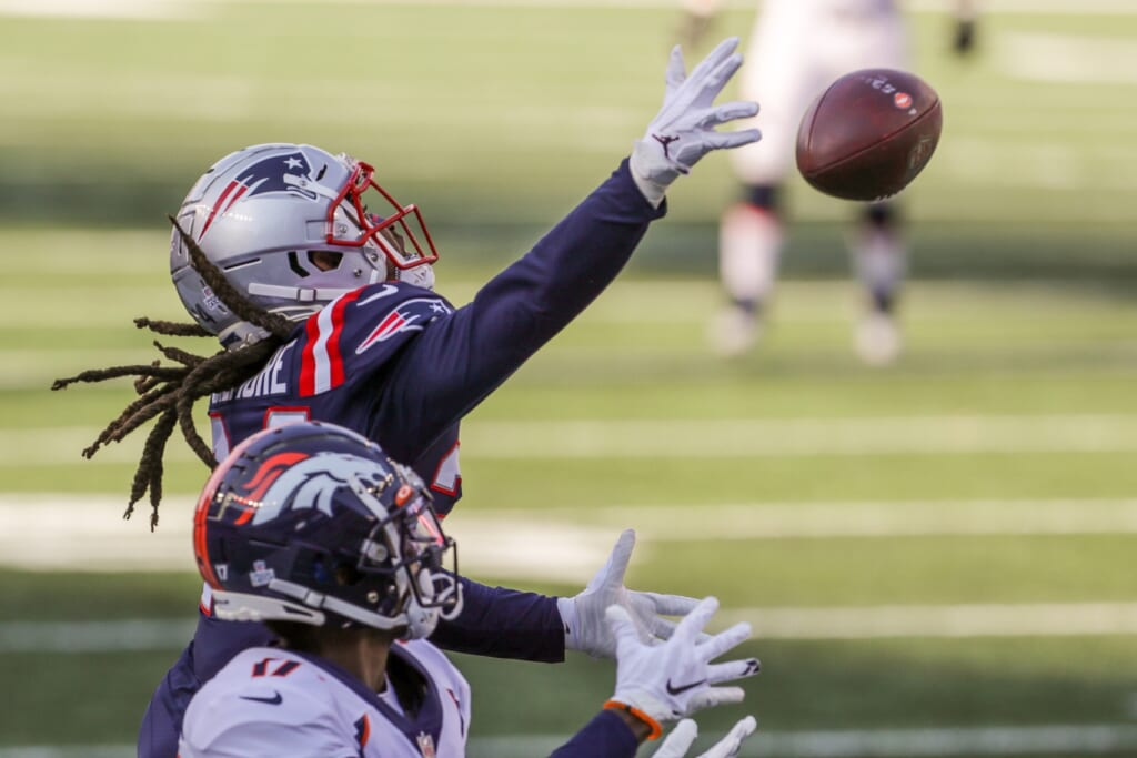 Patritos ALl-Pro CB Stephon Gilmore is the subject of NFL trade rumors