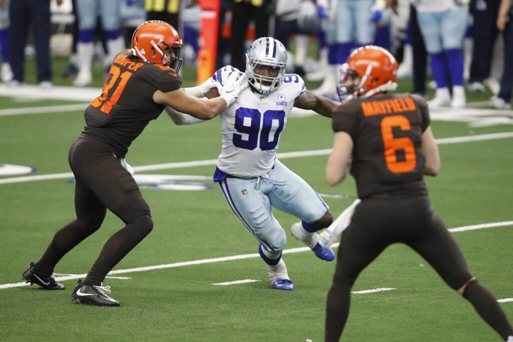 Assessing Dallas Cowboys' defensive line