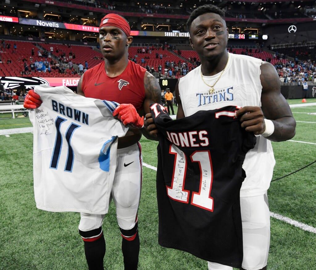 Julio Jones trade to the Titans?