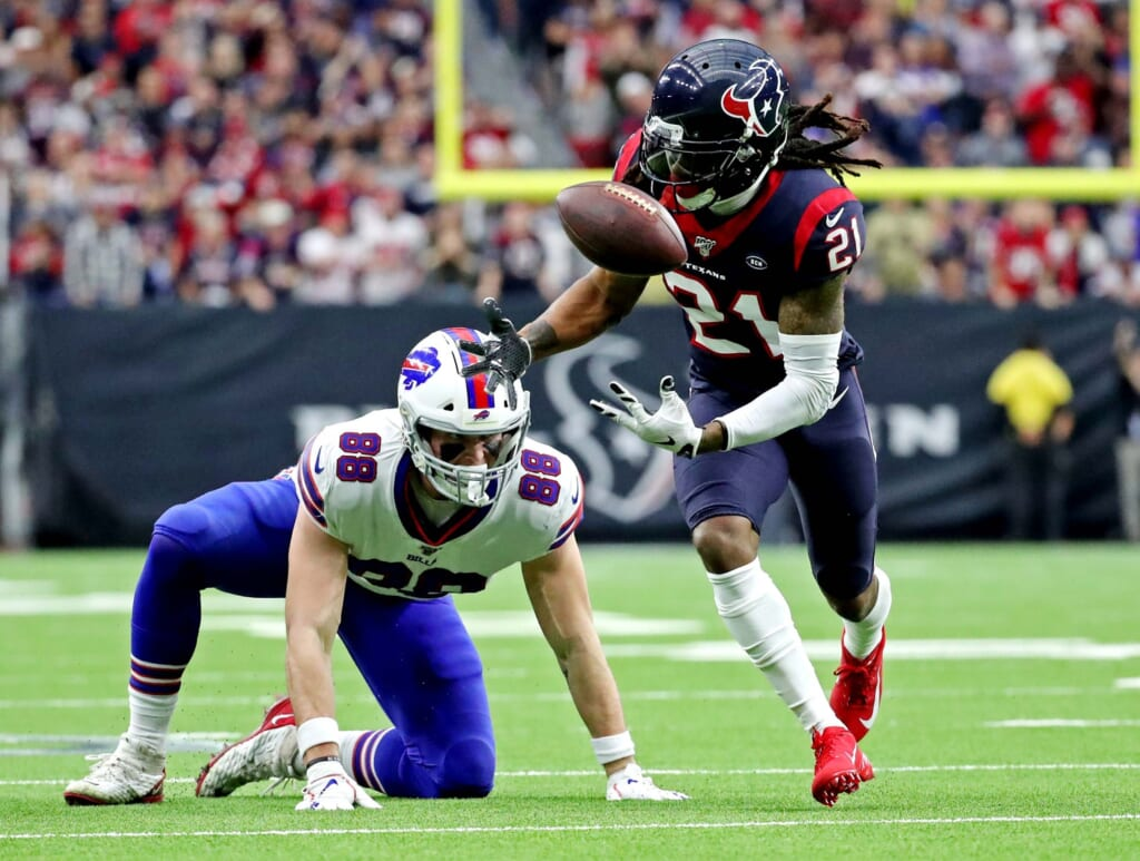 Texans CB Bradley Roby suspended