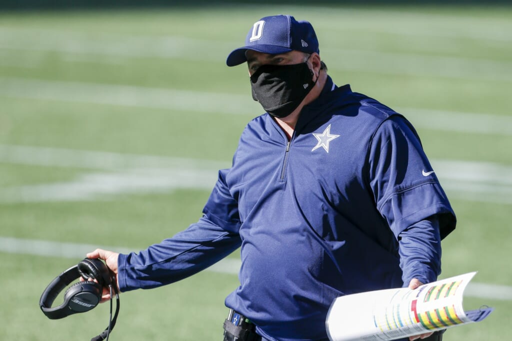 NFL Week 14: Cowboys, Mike McCarthy